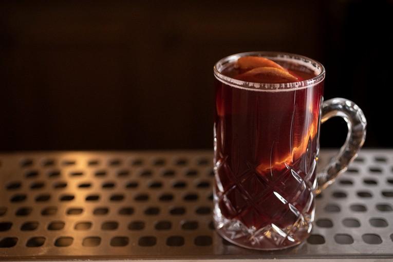 Осенние гастроистории от Caffé Mandy's