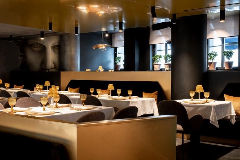 Ресторан Пифагор от объединённой компании «Рестораны Раппопорта»