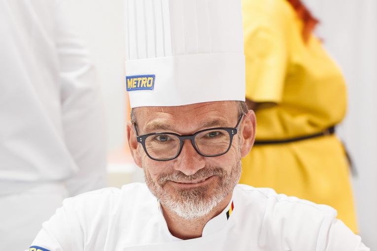 Ролан Дебюс, бренд-шеф ресторана «Bistro R»
