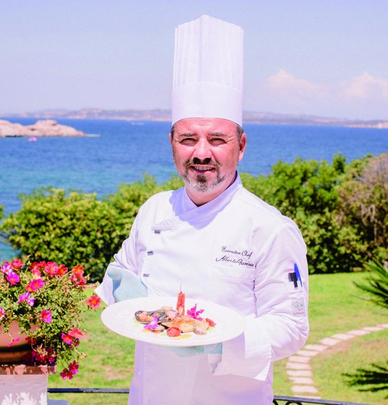 Новое меню c берегов Сардинии в ресторанах «IL Патио»