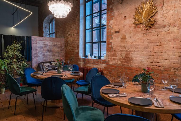 Открытие: ресторан Maer на Бадаевском заводе