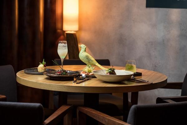 Ресторан Madame Wong