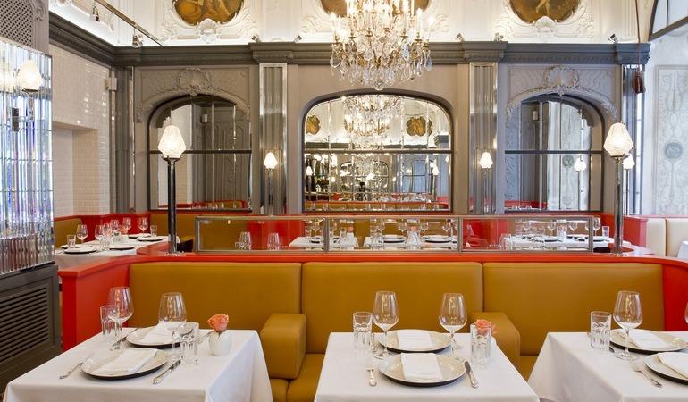 Ресторан Brasserie Most