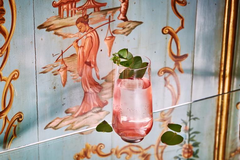 Новое меню коктейлей в «Турандот»