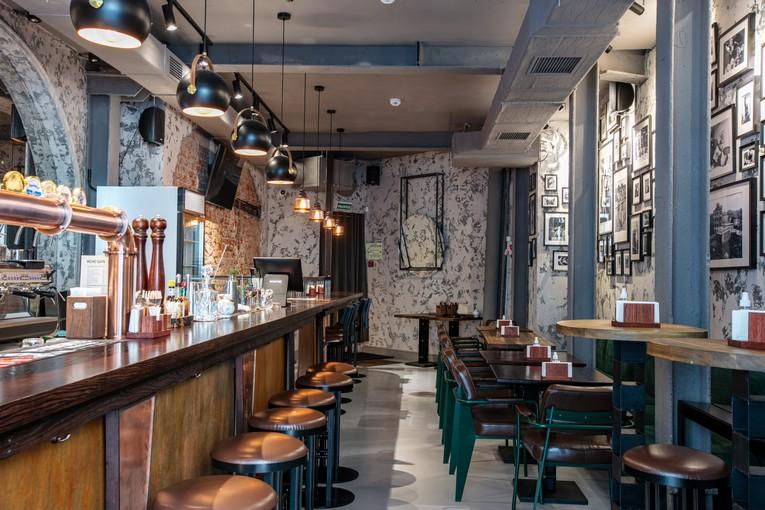 Davno – бар, которого ждали
