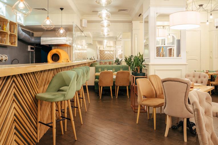 Ресторан «Гранат», Москва