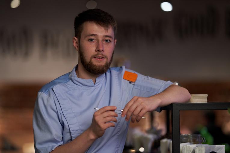 Дмитрий Кишов, бренд-шеф BN Restaurant