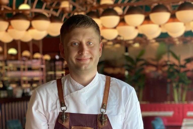 Роман Боровиков, шеф-повар ресторана «От И До»
