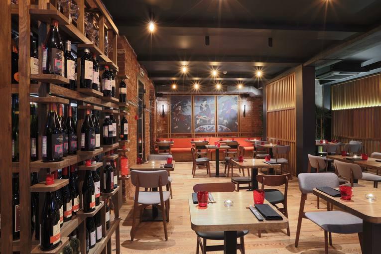 Новое Satoshi wine bistro: вино и суши по демократичным ценам на Патриарших