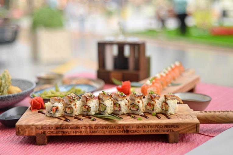 На «Острове мечты» открылся ресторан японской кухни «Бусидо»