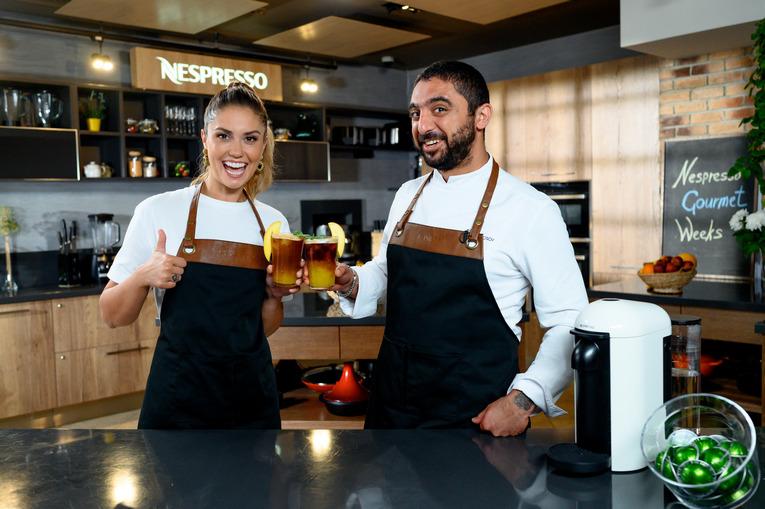 Гастрономический фестиваль Nespresso Gourmet Weeks