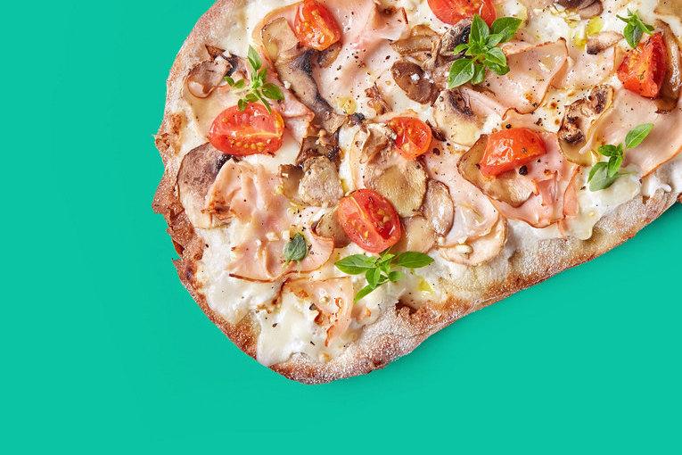 Zotman пицца, которую можно испечь дома