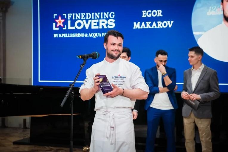 Егор Макаров, ресторан «Коперник»