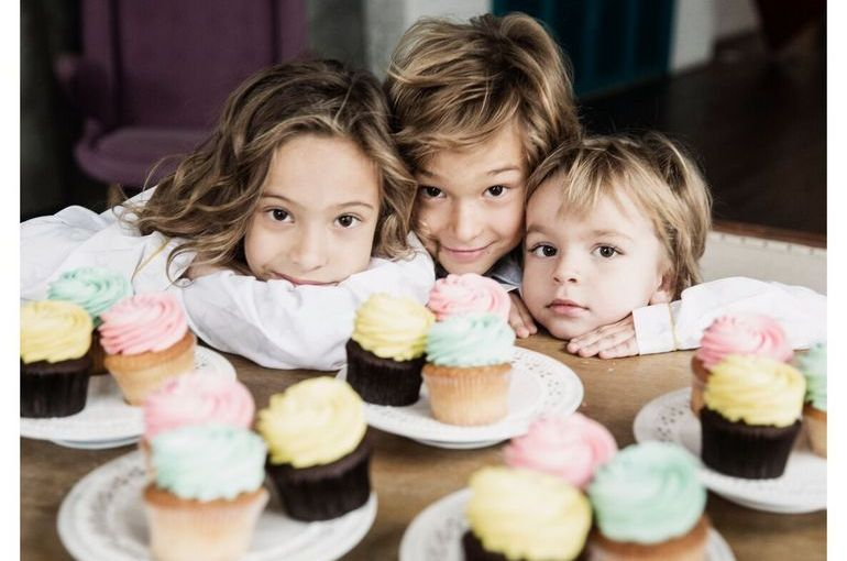 Любовь и сладости
