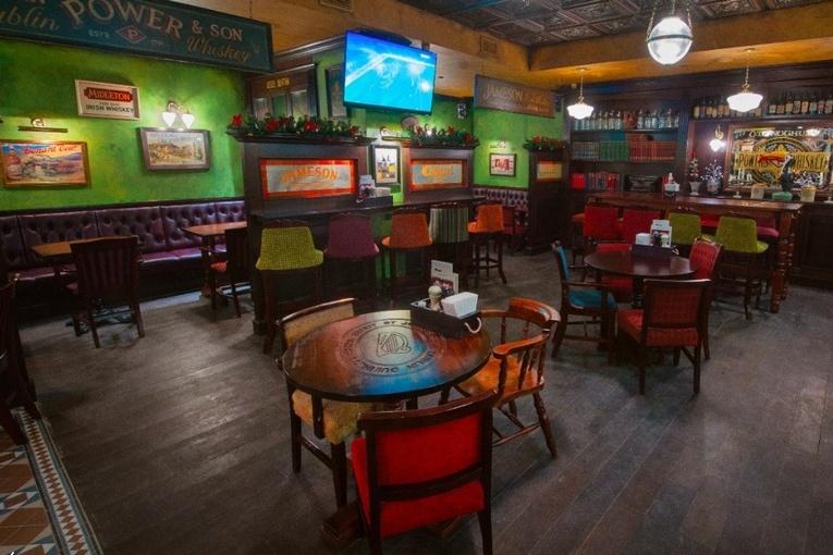 Odonoghue's pub