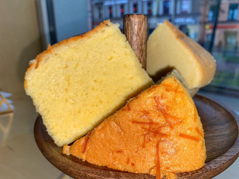 Продолжаем питерский гастро-тур в скромной, но утонченной пекарне Castella Shop
