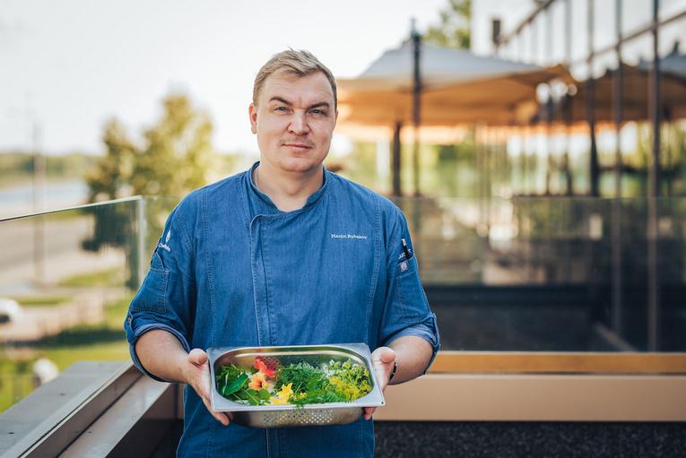 Максим Рыбаков, ресторан «На Мосфильмовской»