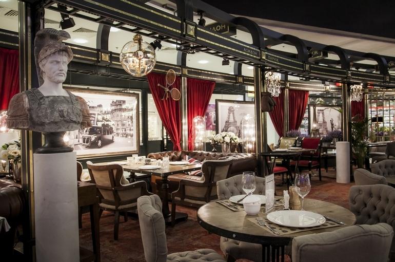 Ресторан «Гранд Европейский Экспресс»