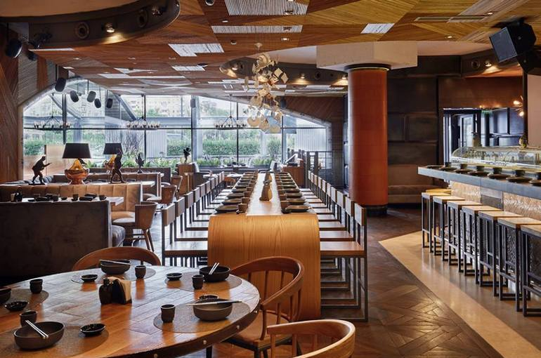 Ресторан «Тоторо»