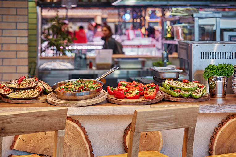 новый ресторан «Сыроварня» на Черемушкинском рынке