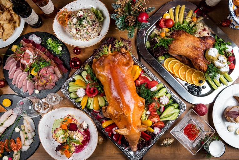 Ресторан «На мельнице» приготовит праздничные блюда для вашего новогоднего стола