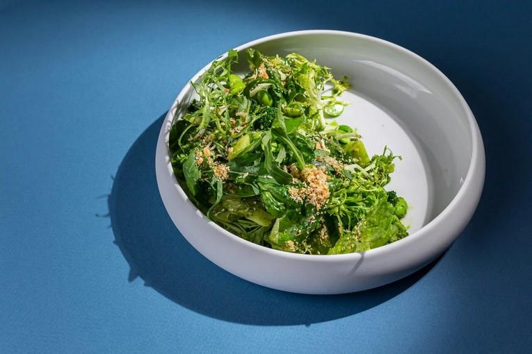 Зеленый салат, 730р.