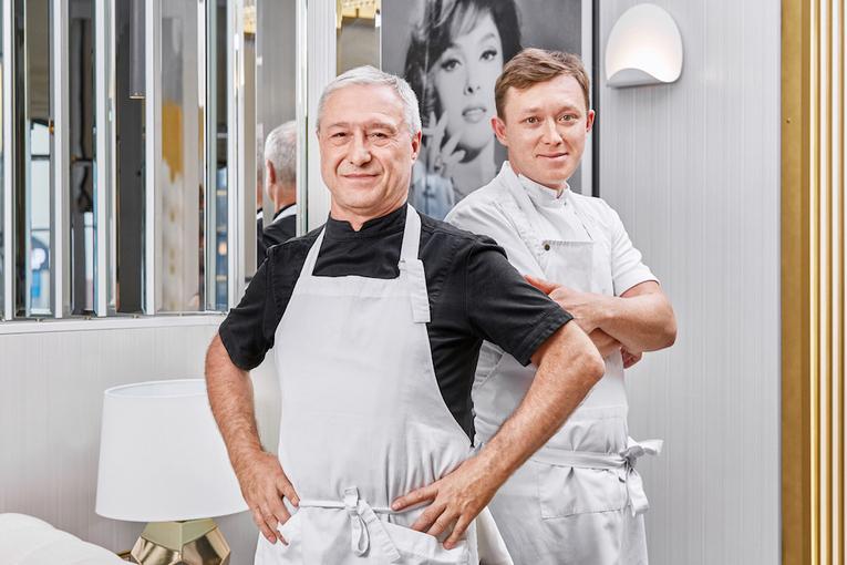 Gina - новое кафе классичесой итальянской кухни на Патриарших