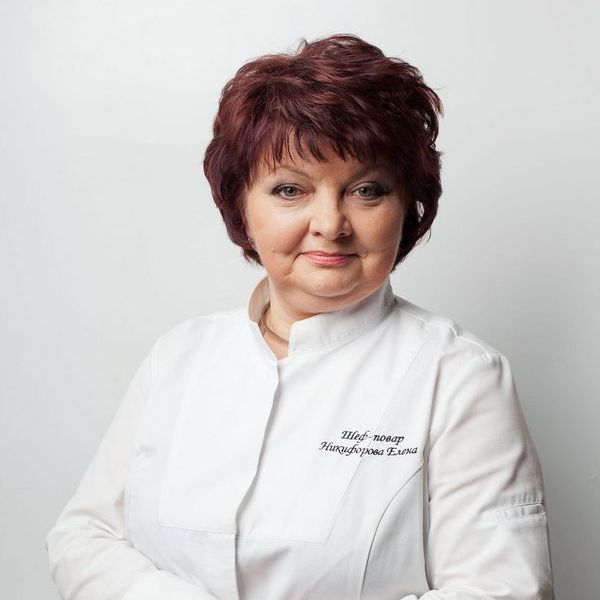 Ресторан «Шинок», шеф-повар Елена Никифорова