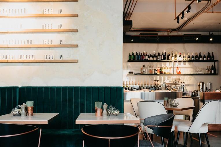 Новый винный бар и ресторан от легендарного винного дома «Абрау-Дюрсо»
