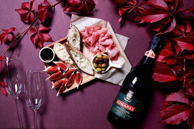 Фестиваль «Sangiovese e Lambrusco Fest» в ресторане Accenti