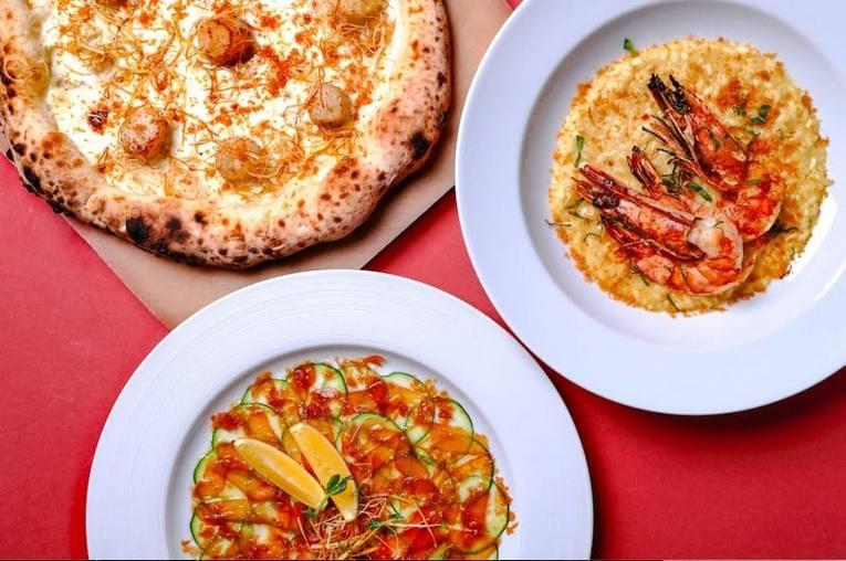 Bottarga Fest в итальянском ресторане ACCENTI
