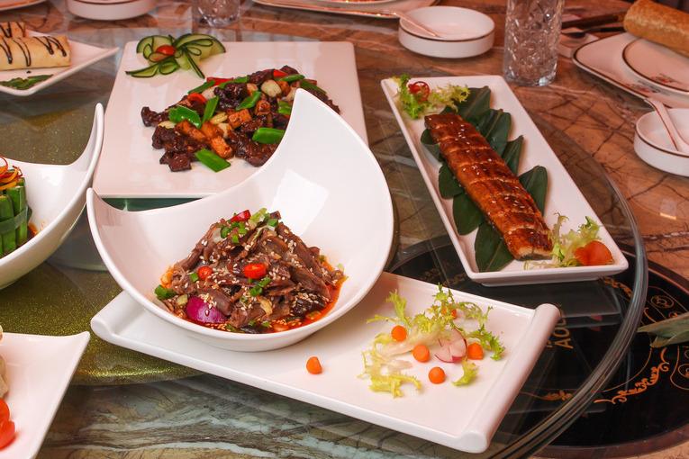 Новое меню в премиальном ресторане китайской кухни J. Z. Peking Duck