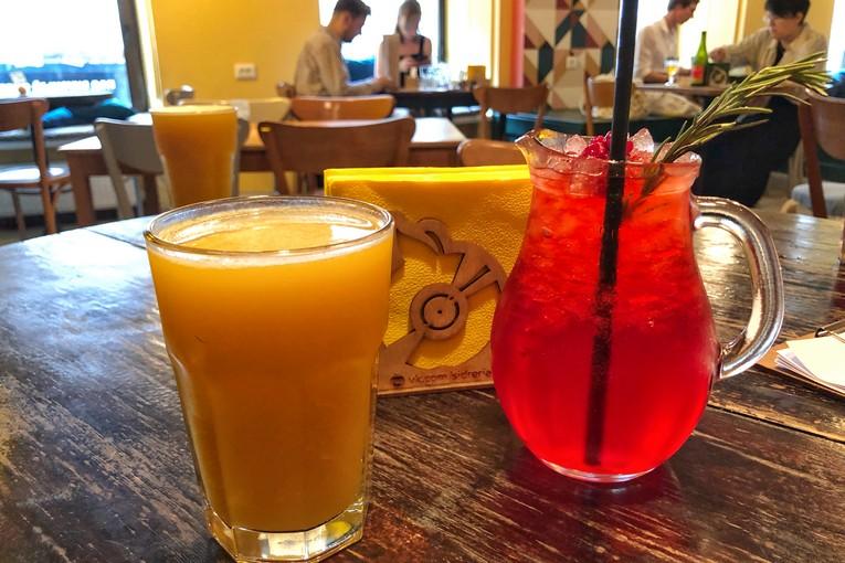 Экспресс-тур по северу: где пить, есть и даже перекусить в Питере