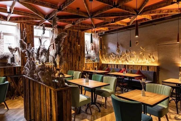 Ресторан La Stua, интерьер