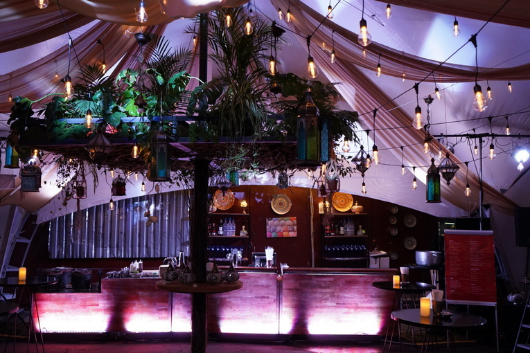 Lucky Dvor: вечеринка Lucky Izakaya Bar