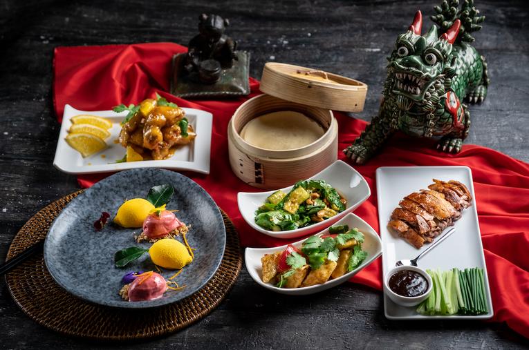 Китайский Новый Год в ресторанах Москвы