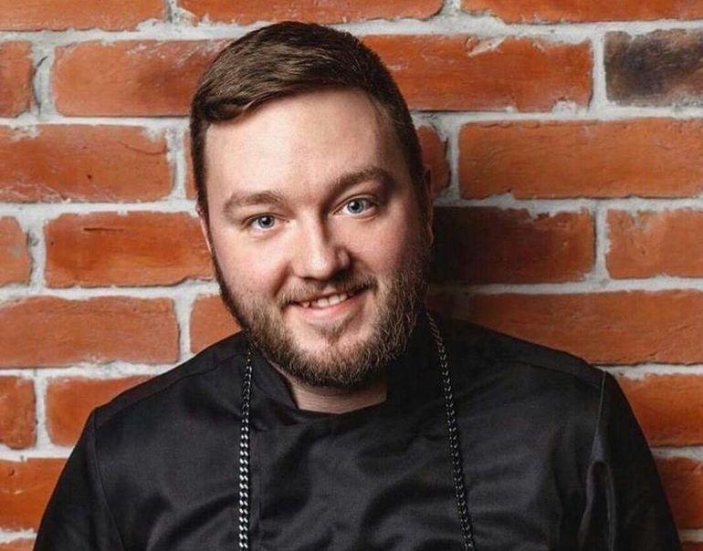 Сергей Фокин, совладелец и шеф-повар ресторана Four Hands