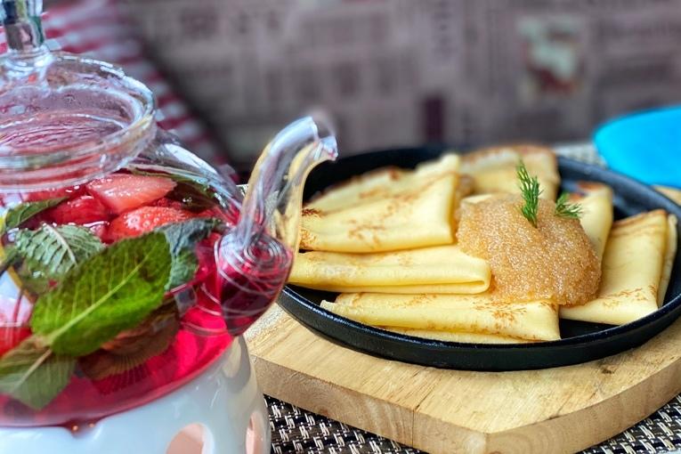 Широкая Масленица в ресторанах Москвы