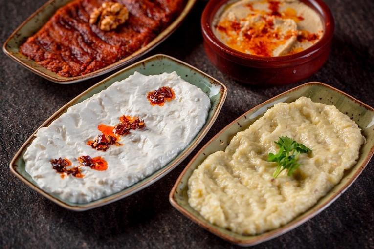 Новое сет-меню в турецком ресторане Eleven