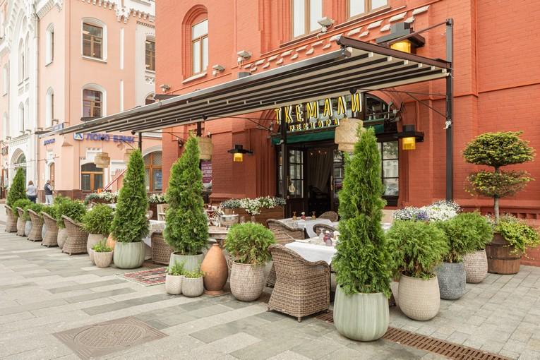 Ресторан Ткемали, Лубянка