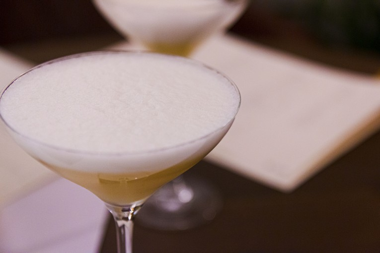 Lychee Sour