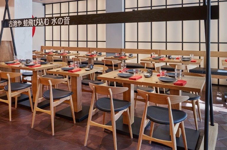 Ресторан Shiba