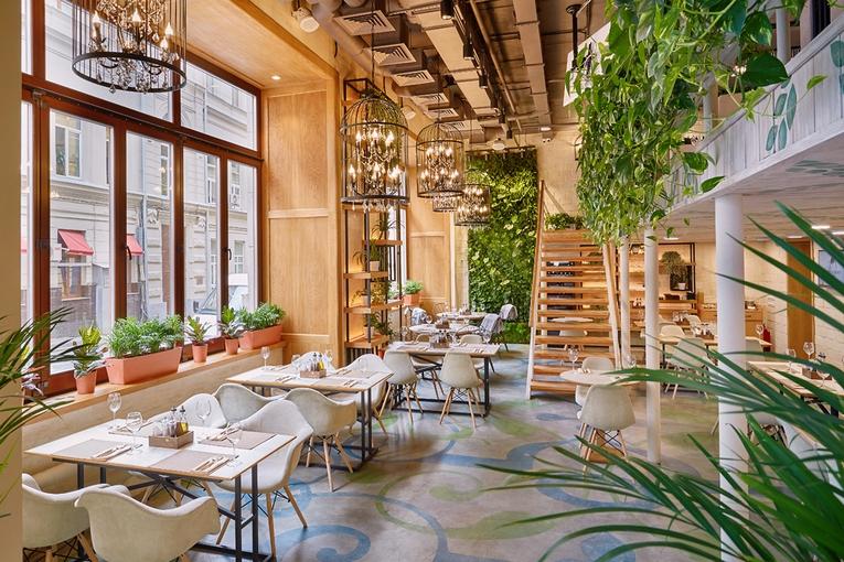 Ресторан Little Garden Kitchen&Bar