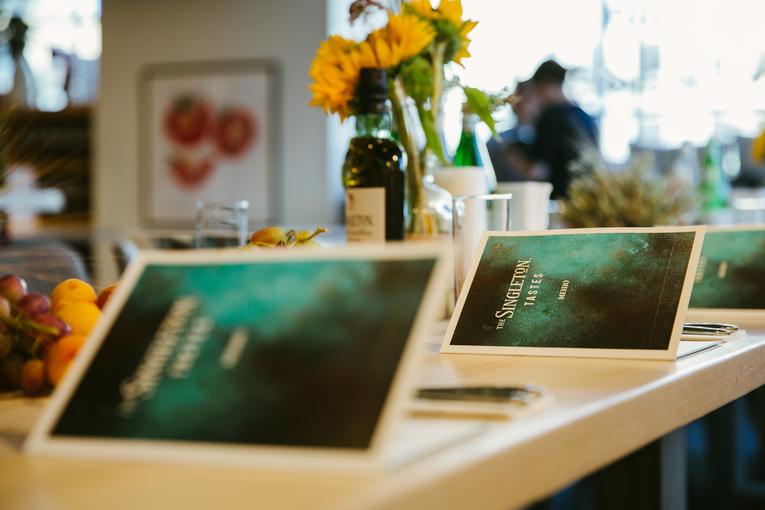 The Singleton Tastes vol. 7 в Novikov School