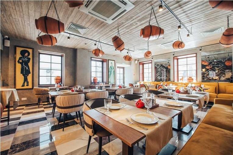 Открылся ресторан с многообещающим названием «Мзиури»