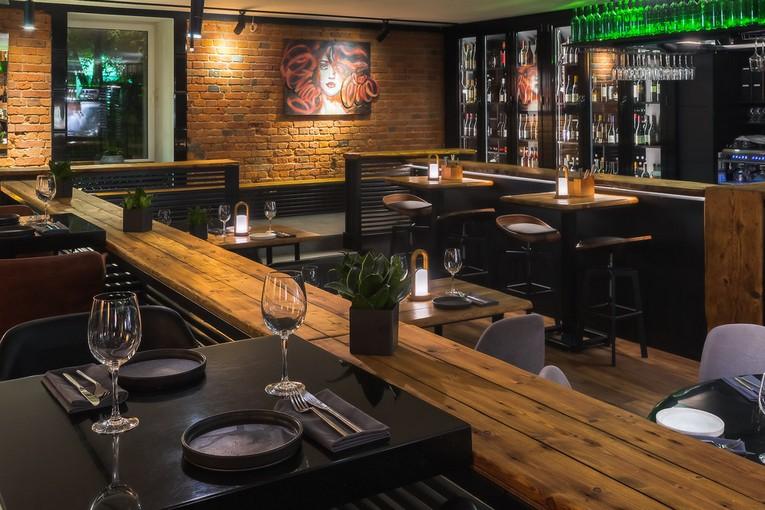 Новый винный ресторан Cepage