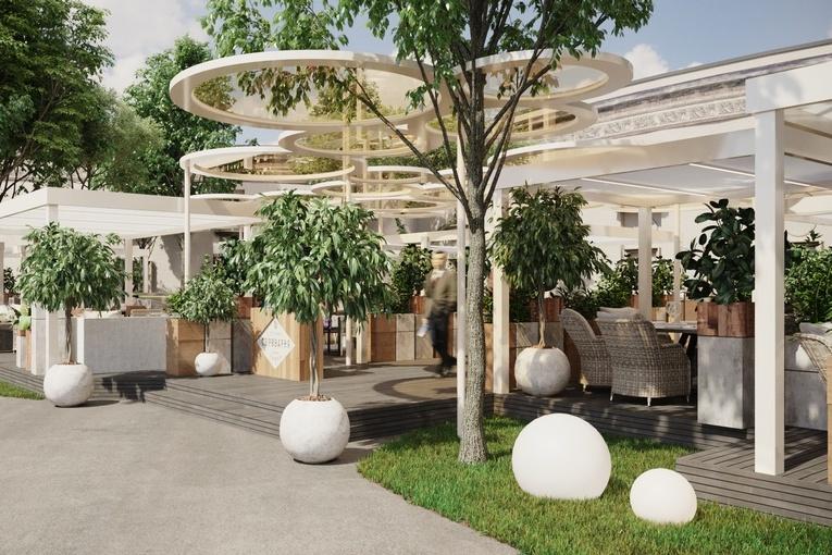 В Москве открылась ещё одна «Сыроварня» в Парке Горького