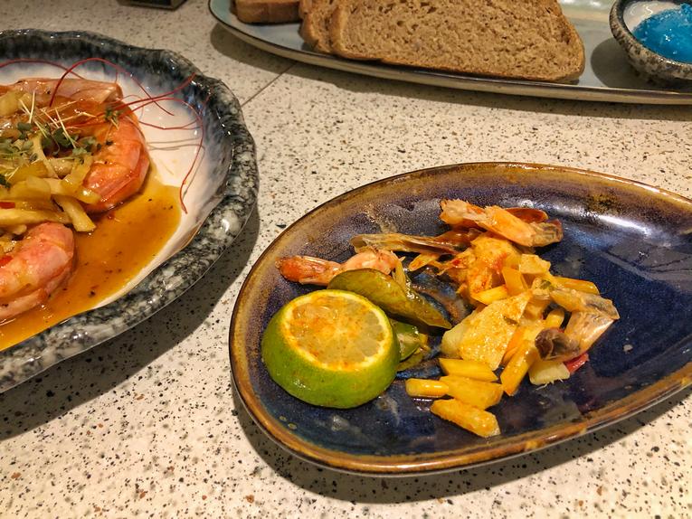 ресторан Глубина 11022