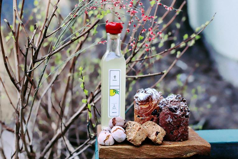 в FARRO на Покровке будут готовить пряные краффины с вяленой вишней