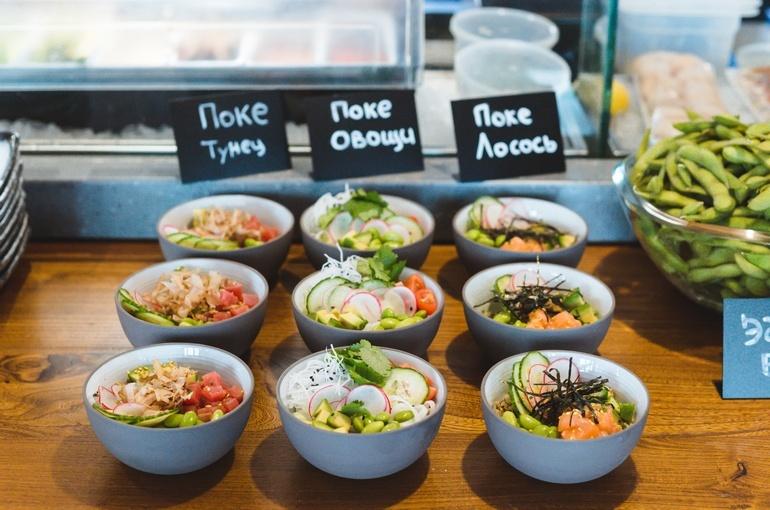 Бранч в Tokyo sushi